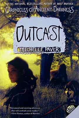 Outcast By Paver, Michelle